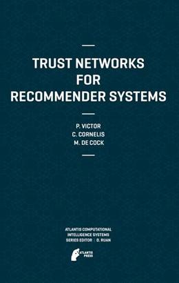 Abbildung von Victor / Cornelis / De Cock | Trust Networks for Recommender Systems | 2013 | 4