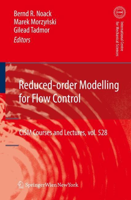 Abbildung von Noack / Morzynski / Tadmor   Reduced-Order Modelling for Flow Control   2013
