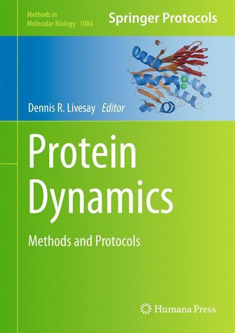 Abbildung von Livesay   Protein Dynamics   2013