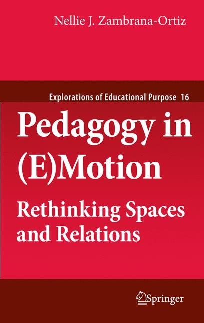 Abbildung von Zambrana-Ortiz | Pedagogy in (E)Motion | 2013