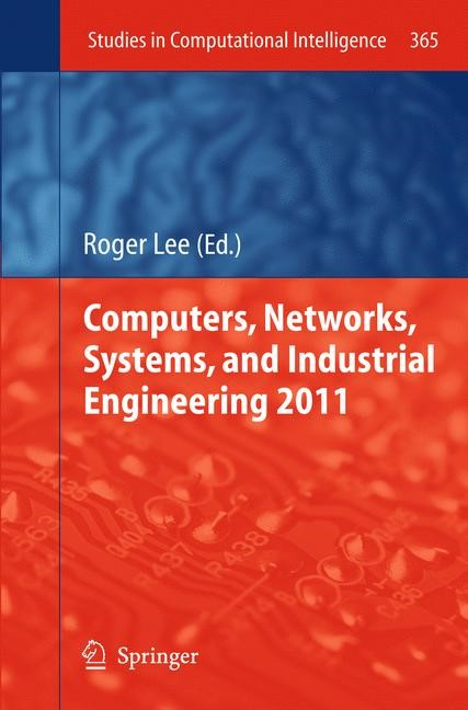 Abbildung von Lee | Computers, Networks, Systems, and Industrial Engineering 2011 | 2013