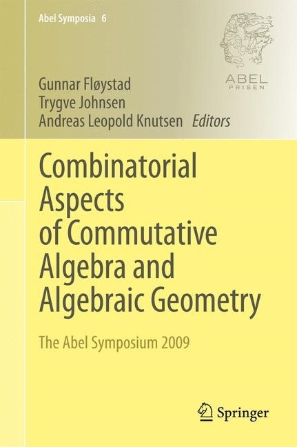 Abbildung von Fløystad / Johnsen / Knutsen | Combinatorial Aspects of Commutative Algebra and Algebraic Geometry | 2013