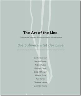 Abbildung von Aigner | Subversiveness ot the line. Die Subversivität der Linie. | 1. Auflage | 2013 | beck-shop.de