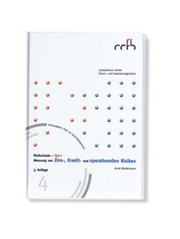 Abbildung von Wiedemann | Risikotriade, Teil 1 | 3. Auflage | 2013 | Messung von Zins-, Kredit- und...