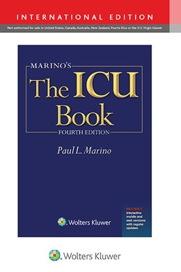Abbildung von Marino | Marino's The ICU Book International Edition | 2013