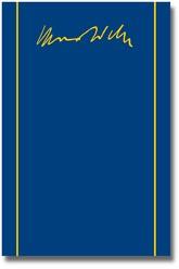 Max Weber-Gesamtausgabe | Borchardt / Hanke / Schluchter, 2013 | Buch (Cover)
