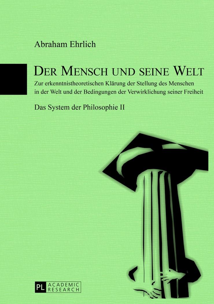 Abbildung von Ehrlich | Der Mensch und seine Welt | 2013