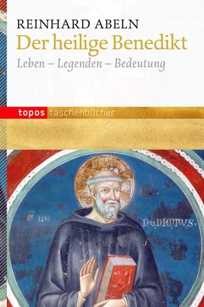 Der heilige Benedikt   Abeln, 2014   Buch (Cover)