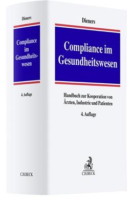 Abbildung von Dieners | Compliance im Gesundheitswesen | 4. Auflage | 2021 | beck-shop.de