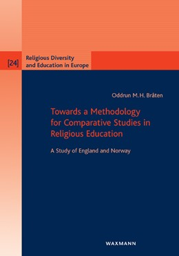Abbildung von Bråten | Towards a Methodology for Comparative Studies in Religious Education | 2013 | A Study of England and Norway | 24
