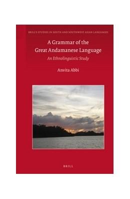 Abbildung von Abbi | A Grammar of the Great Andamanese Language | 2013 | An Ethnolinguistic Study | 4