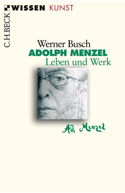 Cover: Werner Busch, Adolph Menzel