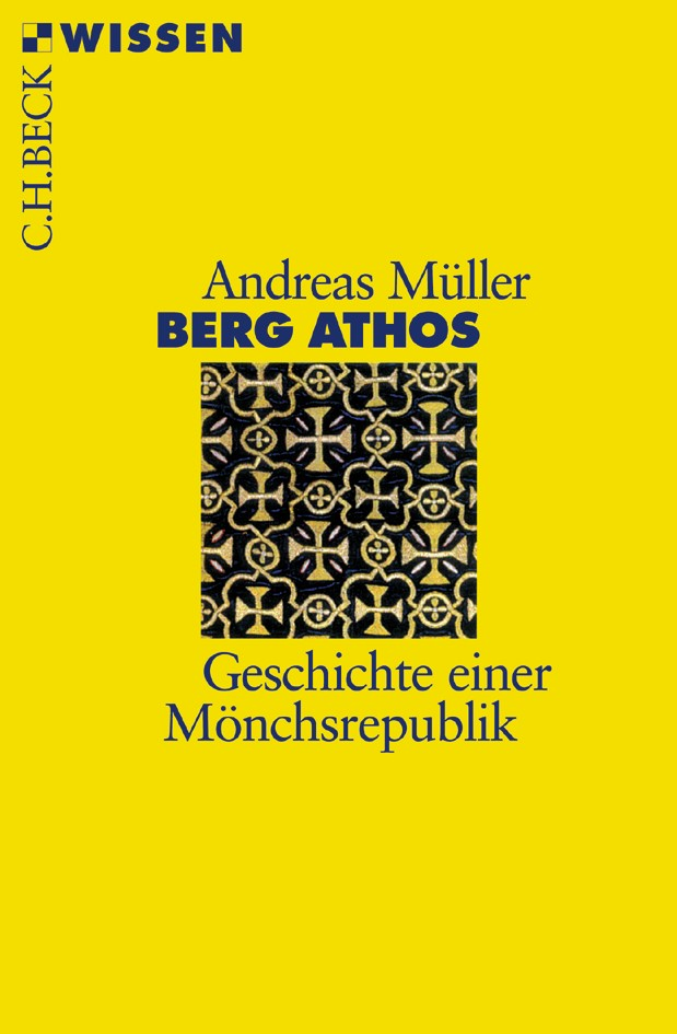 Abbildung von Müller, A. E.   Berg Athos   2005