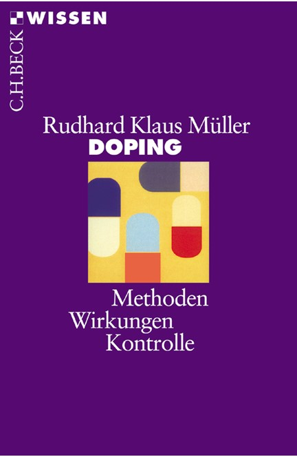 Cover: Rudhard Klaus Müller, Doping