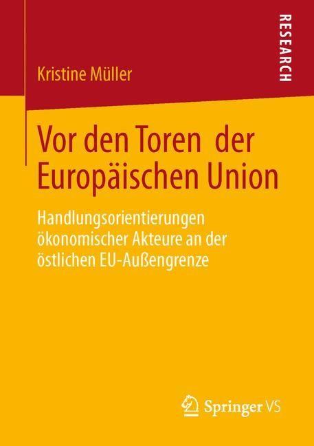 Abbildung von Müller | Vor den Toren der Europäischen Union | 2013 | 2013
