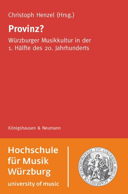 Abbildung von Henzel | Provinz? | 2013