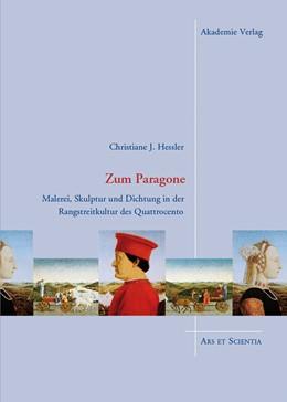 Abbildung von Hessler   Zum Paragone   2014   Malerei, Skulptur und Dichtung...   6