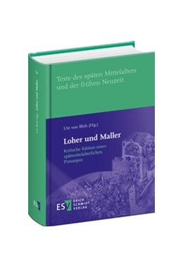 Abbildung von Bloh | Loher und Maller | 2013 | Kritische Edition eines spätmi... | 50