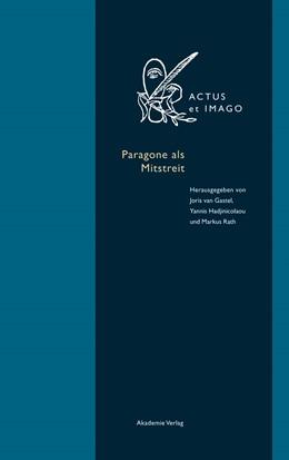 Abbildung von van Gastel / Hadjinicolaou / Rath | Paragone als Mitstreit | 2013 | 11