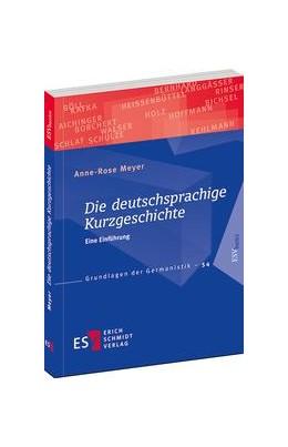 Abbildung von Meyer   Die deutschsprachige Kurzgeschichte   2014   Eine Einführung   54