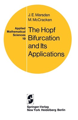 Abbildung von Marsden / McCracken | The Hopf Bifurcation and Its Applications | 1976 | 19