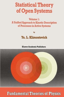 Abbildung von Klimontovich | Statistical Theory of Open Systems | 1994 | Volume 1: A Unified Approach t... | 67