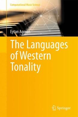 Abbildung von Agmon | The Languages of Western Tonality | 2013
