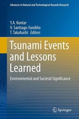 Abbildung von Kontar / Santiago-Fandiño / Takahashi   Tsunami Events and Lessons Learned   2013   Environmental and Societal Sig...   35