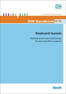 Abbildung von Keyboard layouts | 1. Auflage | 2014 | 476 | beck-shop.de