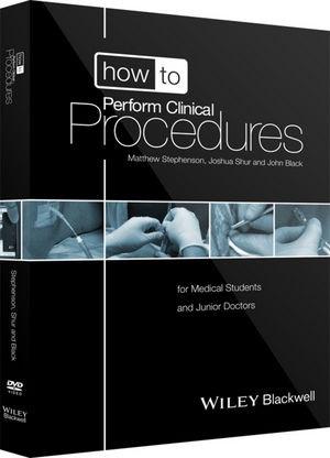 Abbildung von Stephenson / Shur / Black | How to Perform Clinical Procedures | 2013