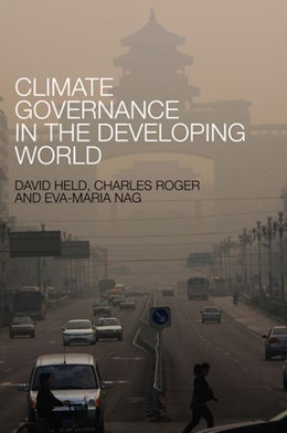 Abbildung von Held / Roger / Nag | Climate Governance in the Developing World | 2013
