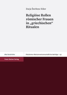 Abbildung von Sterbenc-Erker | Religiöse Rollen römischer Frauen in