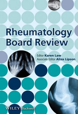 Abbildung von Law / Lipson | Rheumatology Board Review | 2014