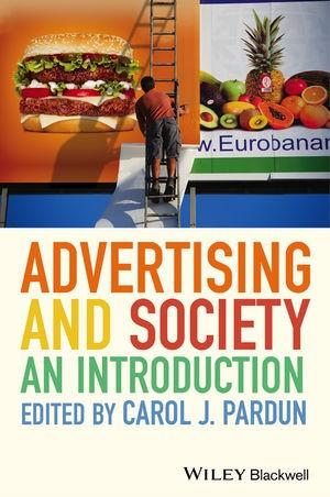 Abbildung von Pardun   Advertising and Society   2013
