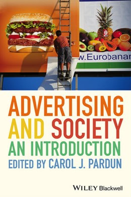 Abbildung von Pardun | Advertising and Society | 2013 | An Introduction