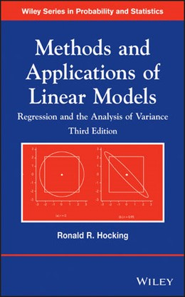 Abbildung von Hocking | Methods and Applications of Linear Models | 2013 | Regression and the Analysis of...