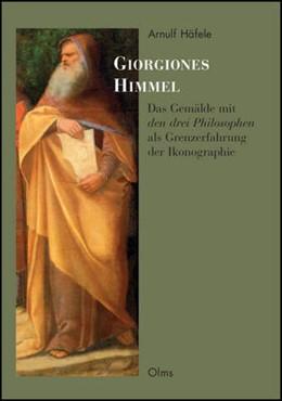 Abbildung von Häfele | Giorgiones Himmel | 2013 | 2013 | Das Gemälde mit