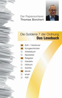 Abbildung von Borchert   Die Goldene 7 der Ordnung - Das Lesebuch   2013