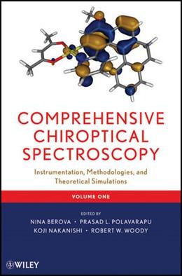 Abbildung von Berova / Woody / Polavarapu   Comprehensive Chiroptical Spectroscopy   2013   Volume 1 - Instrumentation, Me...