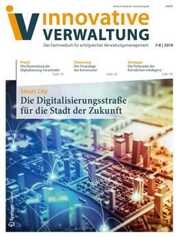 Abbildung von Innovative Verwaltung   42. Jahrgang   2020   Das Fachmedium für erfolgreich...