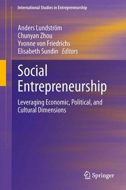 Abbildung von Lundström / Zhou   Social Entrepreneurship   1. Auflage   2013   29   beck-shop.de