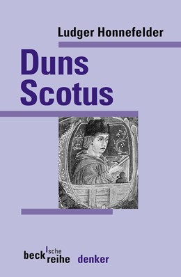 Abbildung von Honnefelder, Ludger   Johannes Duns Scotus   1. Auflage   2005   569   beck-shop.de