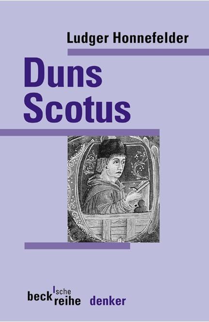 Cover: Ludger Honnefelder, Johannes Duns Scotus