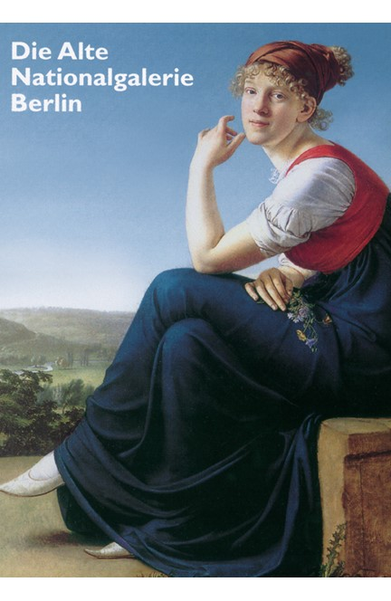 Cover: , Die Alte Nationalgalerie Berlin