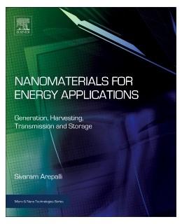 Abbildung von Arepalli | Nanomaterials for Energy | 2014 | Generation, Harvesting, Transm...