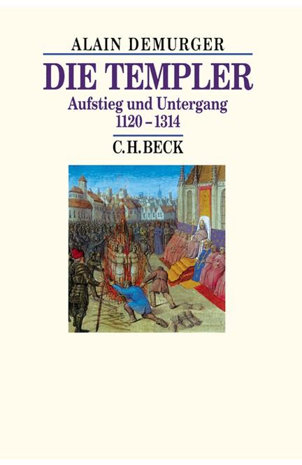 Cover: Alain Demurger, Die Templer