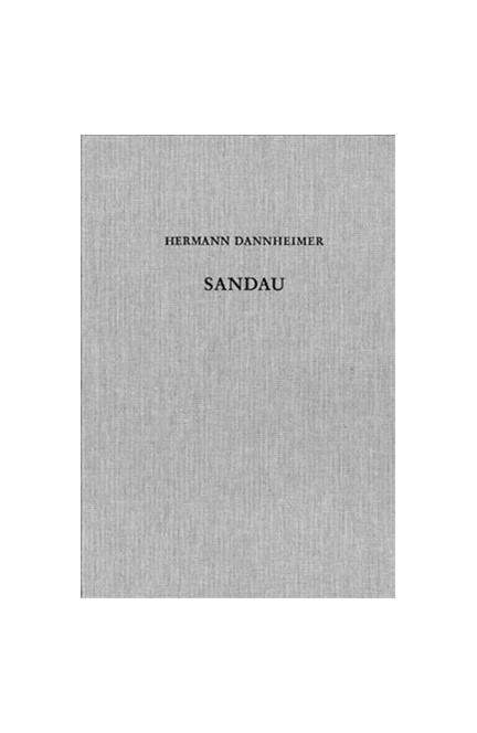 Cover: Hermann Dannheimer, Sandau