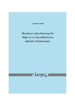 Abbildung von Menn | Hardware-Abschätzung für High Level Spezifikationen digitaler Schaltungen | 1. Auflage | 2005 | beck-shop.de