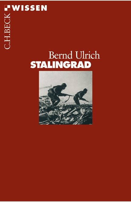 Cover: Bernd Ulrich, Stalingrad
