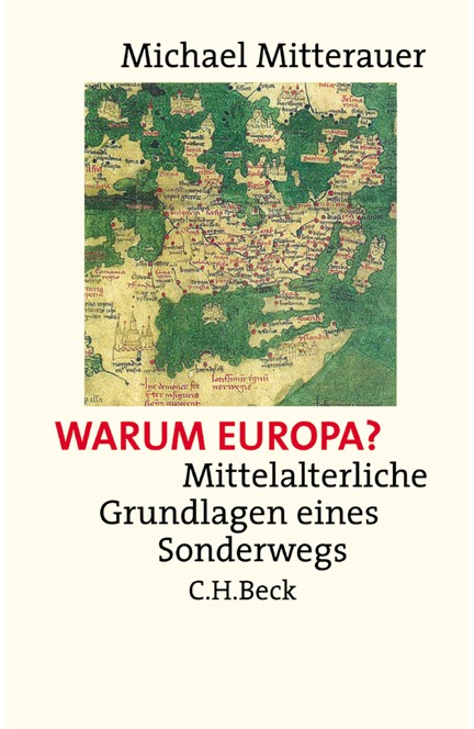 Cover: Michael Mitterauer, Warum Europa?